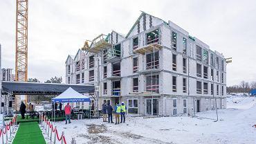 Inwestycja w ramach programu Mieszkanie Plus w Gdyni