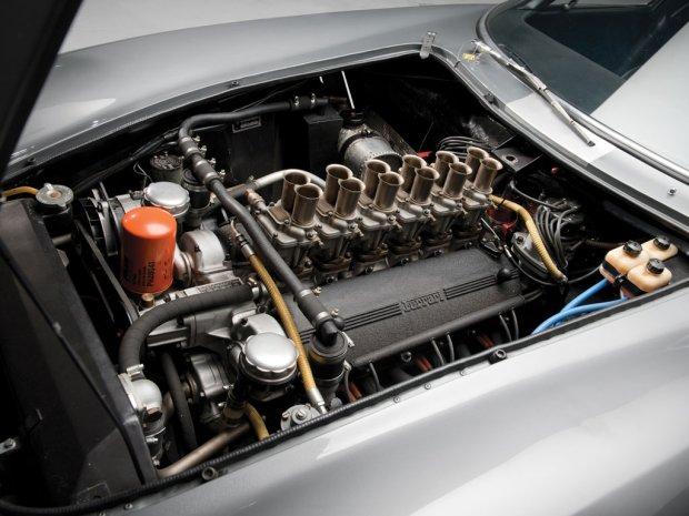 Ferrari 275 GTB/C Speciale Scaglietti (fot. RM Auctions)