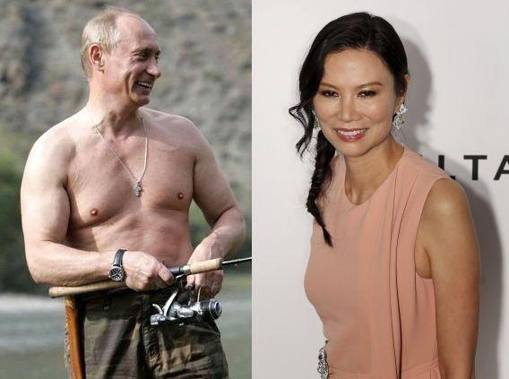 Amerykański tygodnik spekuluje: Putin spotyka się z byłą żoną Murdocha