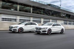 Polacy kupuj� coraz wi�cej sportowych Mercedes�w