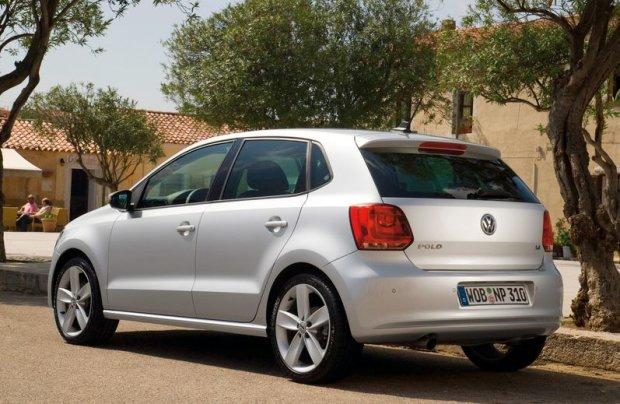Volkswagen Polo V przed liftingiem