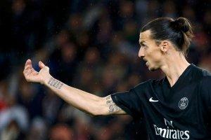 Liga Mistrz�w. Zlatan Ibrahimovi� wynaj�� g��wny rynek w Malmoe na mecz z PSG