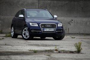 Audi SQ5 | Test | Nie tylko dla pa�