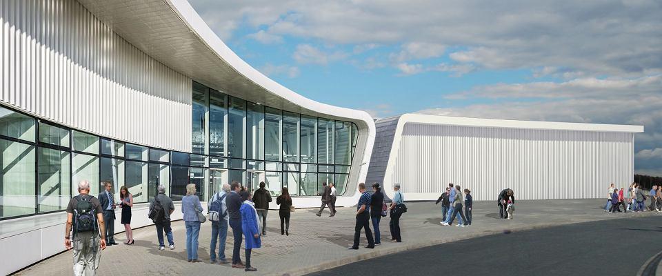 Rozbudowa lotniska w Świdniku (etap I)
