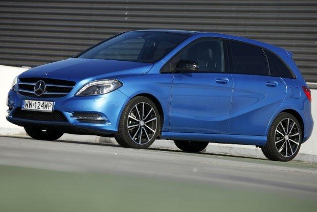 Mercedes B 200 CDI | Test długodystansowy cz. I | Klasa rodzinna