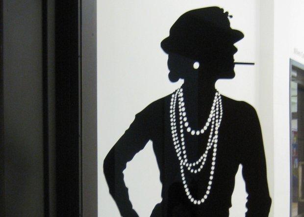Wnętrza w duchu Coco Chanel
