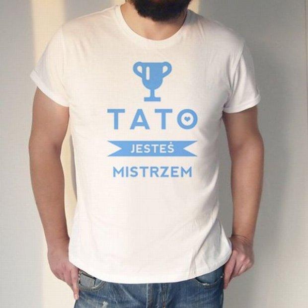T-shirt, One Mug a Day, Deco Bazaar, cena: 99 zł