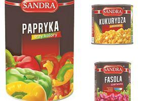 Pyszne sałatki w 10 minut dzięki warzywom z puszki