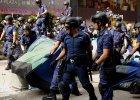 W Hongkongu coraz bli�ej ko�ca ruchu parasolek