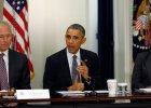 Obama z rezerw� o kolejnych sankcjach wobec Rosji