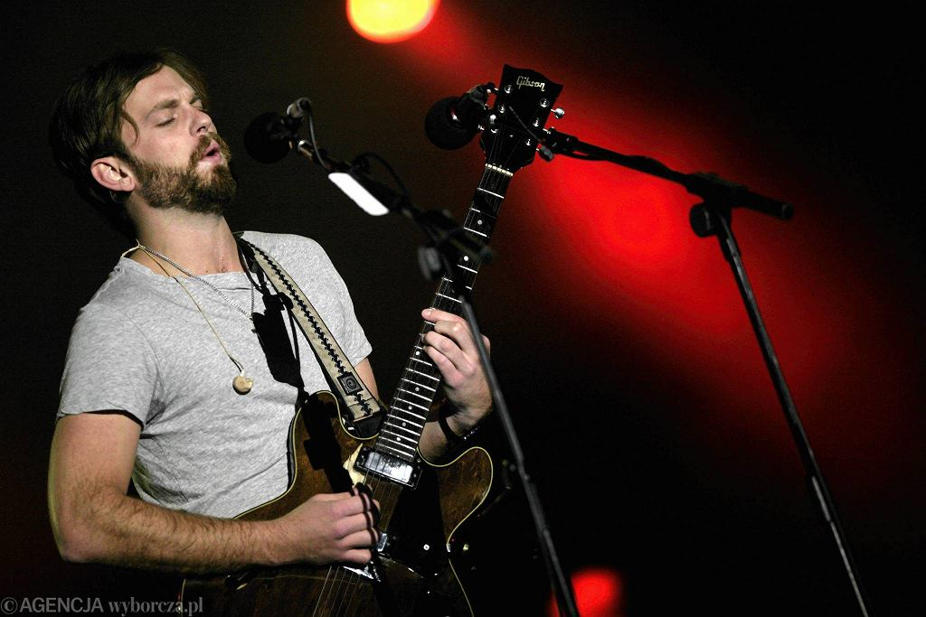 Kings of Leon, Kings of Leon, Opener / Fot. Renata Dabrowska / Agencja Gazeta