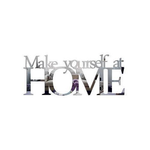 Lustro dekoracyjne MAKE YOURSELF AT HOME