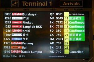 Zagini�cie samolotu AirAsia. Utrata kontaktu, g�ste chmury i poszukiwania [CO USTALONO]