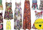 Sukienki w kwiaty - ponad 60 propozycji!