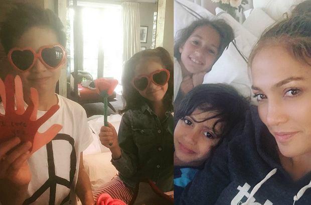 Dzieci Jennifer Lopez właśnie skończyły 9 lat. Z tej okazji artystka opublikowała poruszający wpis.
