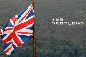 Sonda� TNS: wzrasta liczba zwolennik�w niepodleg�o�ci Szkocji