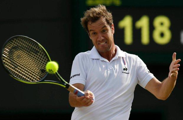 Wimbledon 2015. Sensacja! Gasquet pokonał Wawrinkę