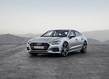 Nowe Audi A7 Sportback - piękny wygląd i technologie prosto z A8