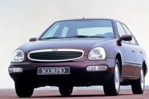 30 lat Forda Scorpio