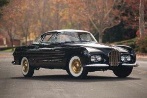 Aukcje | 1953 Cadillac 62 Coupe by Ghia trafia pod młotek