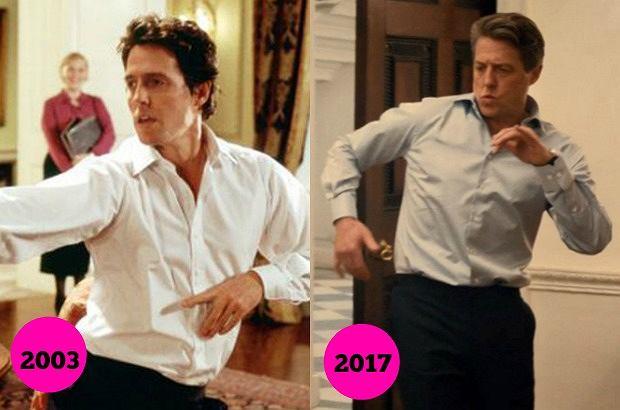 """Ukazał się sequel romantycznej komedii """"To właśnie miłość"""" (""""Love Actually""""). Na tym nie koniec dobrych wiadomości. Hugh Grant znów daje taneczny popis."""