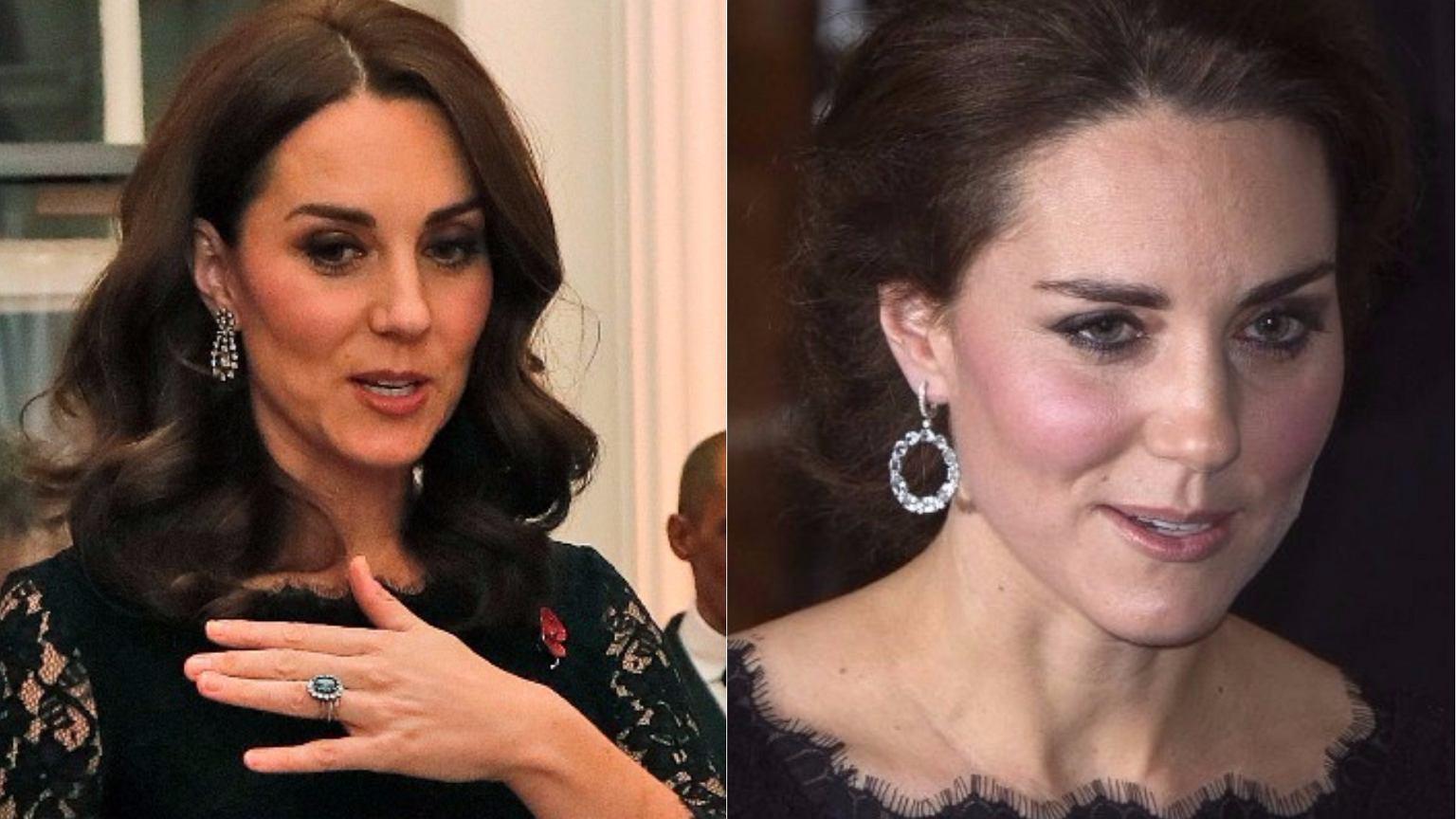 Księżna Kate Urodzi Bliźniaki Pokazała Się Pierwszy Raz