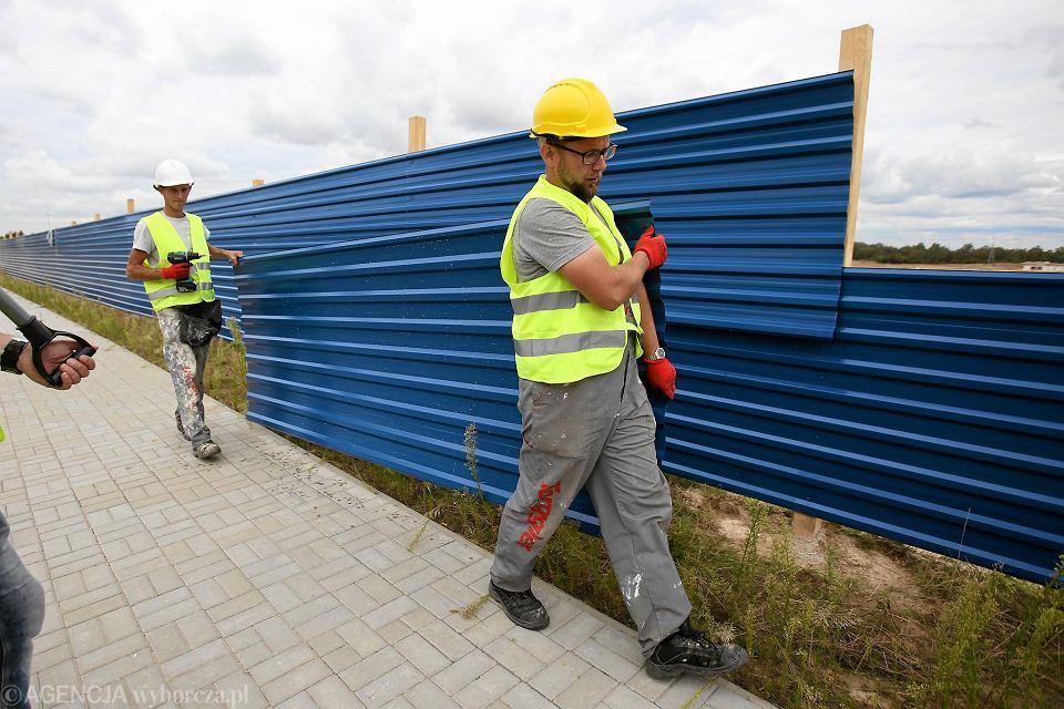 b82ee55be IKEA Lublin. Rusza wielka inwestycja. Na teren budowy przyjechał już ...
