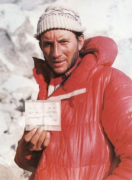 Zdjęcie numer 2 w galerii - 35 lat temu Polacy jako pierwsi zdobyli zimą Mount Everest