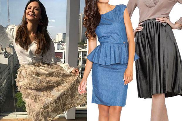 321f1a704 Sukienki i spódnice, które we wrześniu będą hitami. Jest jeszcze ...