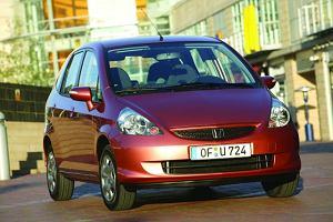 Honda Jazz (2001 - 2008) - opinie Moto.pl