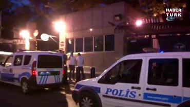 Ankara: strzały w kierunku amerykańskiej ambasady