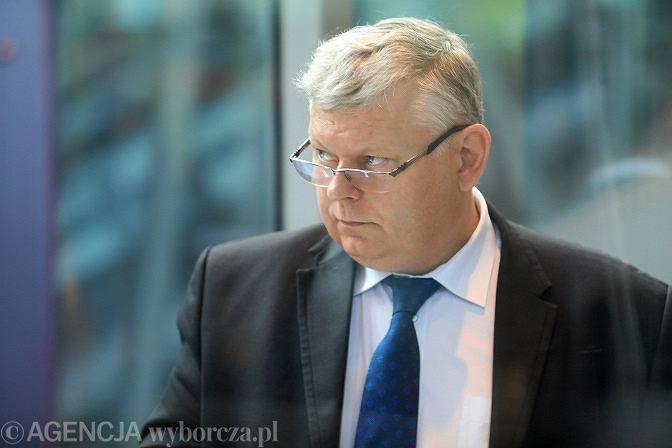 Marek Suski skomentował kupienie przez państwo lotniska w Radomiu