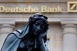 Deutsche Bank nad przepa�ci�. Koszty akcji ratunkowej mog� by� ogromne