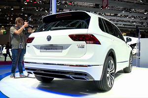 Elektryczny koncept i innowacyjne rozwi�zania Volkswagena
