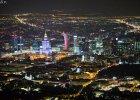 Zdjęcia Warszawy nocą