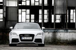 Audi TTRS - Test