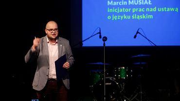 Marcin Musiał, inicjator starań o uznanie śląskiego za język regionalny