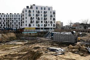 Hossa mieszkaniowa w Warszawie. Deweloperzy sprzedaj� dwa razy wi�cej mieszka� ni� 4 lata temu