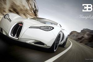 Polak zaprojektowa� Bugatti