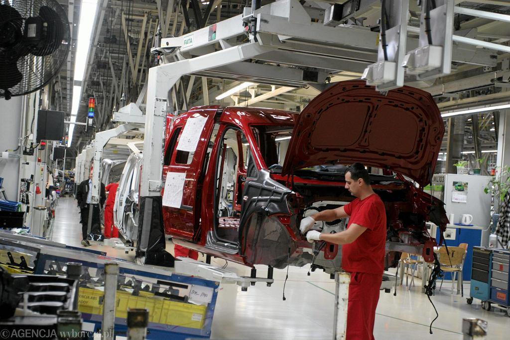 Fabryka Volkswagena w Poznaniu