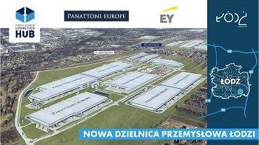 Nowa Dzielnica Przemysłowa - Central European Logistic Hub