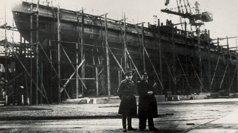 Wymarzony U-Boot Hitlera. Alianci tak si� go bali, �e wys�ali nad Tr�jmiasto 320 bombowc�w