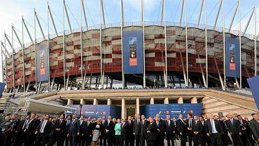 W 2016 roku na Stadionie Narodowym odbył się szczyt NATO