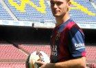Primera Division. Na treningu Barcelony by�o... siedmiu pi�karzy