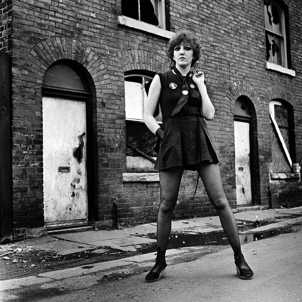 Joan, Manchester / Kevin Cummins