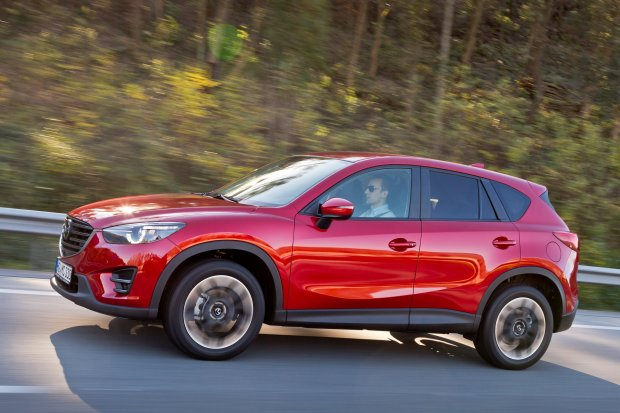 Mazda CX-5 | Ju� milion egzemplarzy