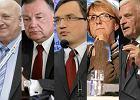 """S� ju� znane typy """"jedynek"""" do PE. Na listach m.in. Buzek, Kempa, Ziobro, Oleksy, Struzik, Kalisz i Huebner"""