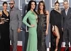 Alicia Keys, Swizz Beats, Katy Perry i Allison Williams, Jennifer Lopez, Casper Smart.