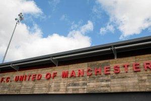 FC United of Manchester z w�asnym stadionem na podb�j ligi angielskiej