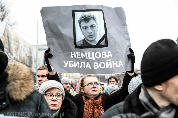 Zab�jstwo Niemcowa. Policja znalaz�a pistolet, kt�rym zabito Niemcowa